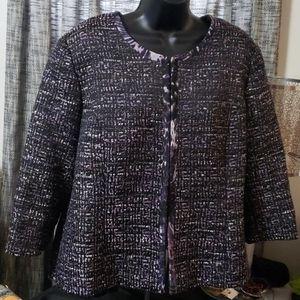 Coldwater Creek suit/dress jacket